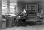 charles-dickens-at-publwriting-desk - pd