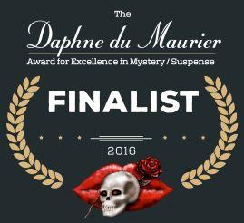 Finalist 2016 medallion - Daphne
