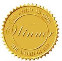 The Word Guild Winner sticker